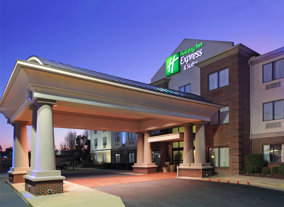 Holiday Inn Express & Suites PINE BLUFF