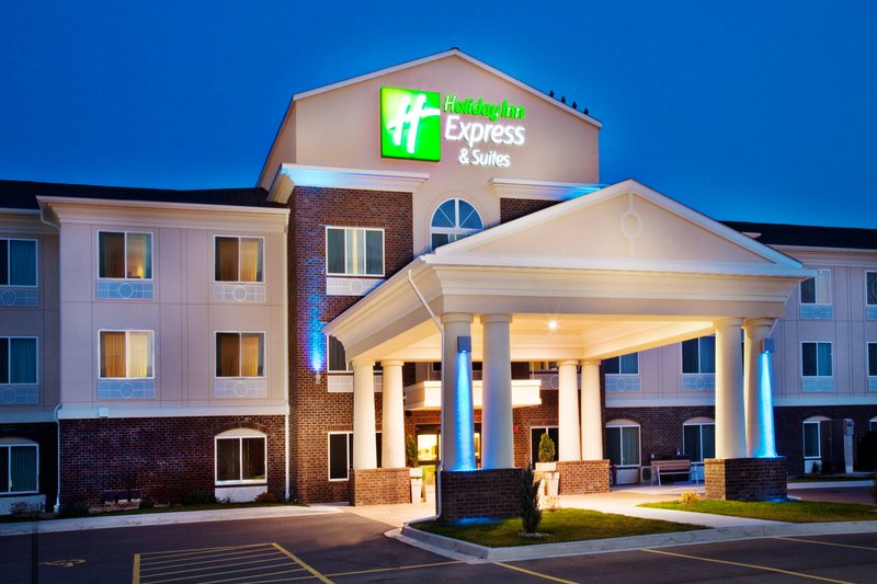 Holiday Inn Express & Suites DUBUQUE-WEST