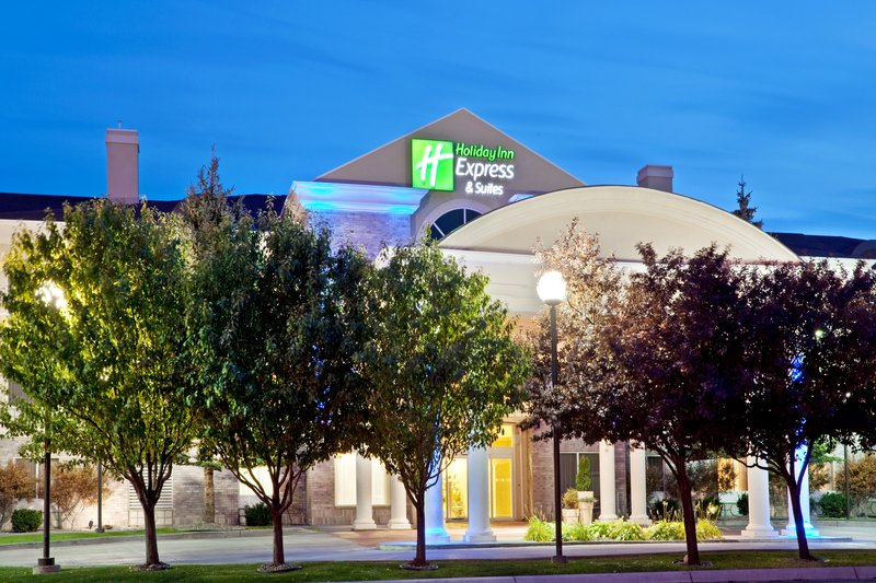 Holiday Inn Express & Suites IDAHO FALLS