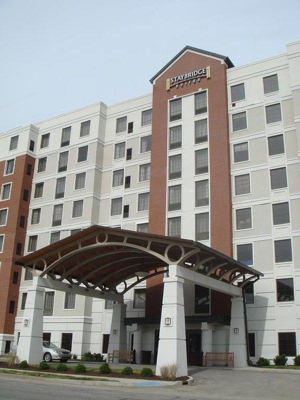 Staybridge Suites Indianapolis Downtown Convention Center