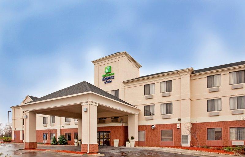 Holiday Inn Express Kansas City Liberty