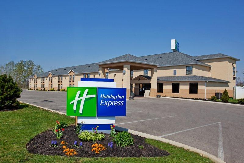 Holiday Inn Express LONDON-I-70