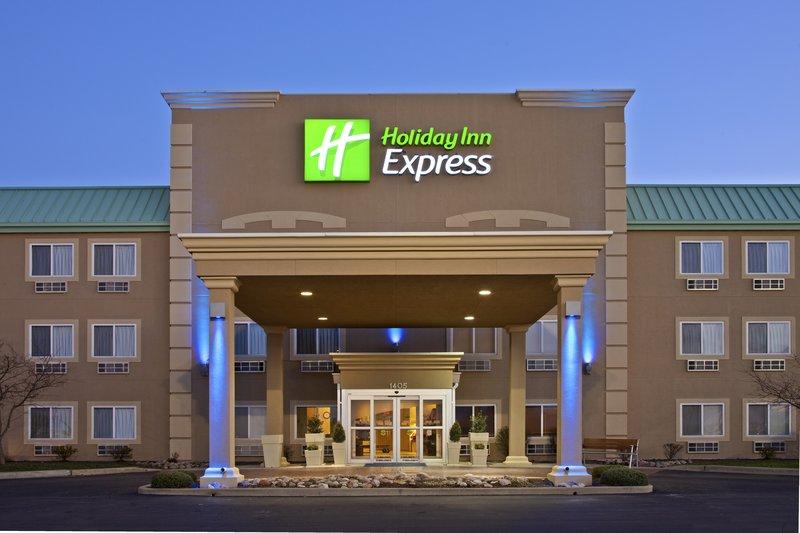 Holiday Inn Express LITCHFIELD