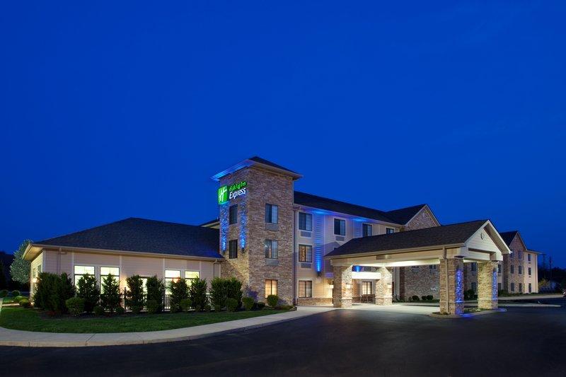 Holiday Inn Express Logan