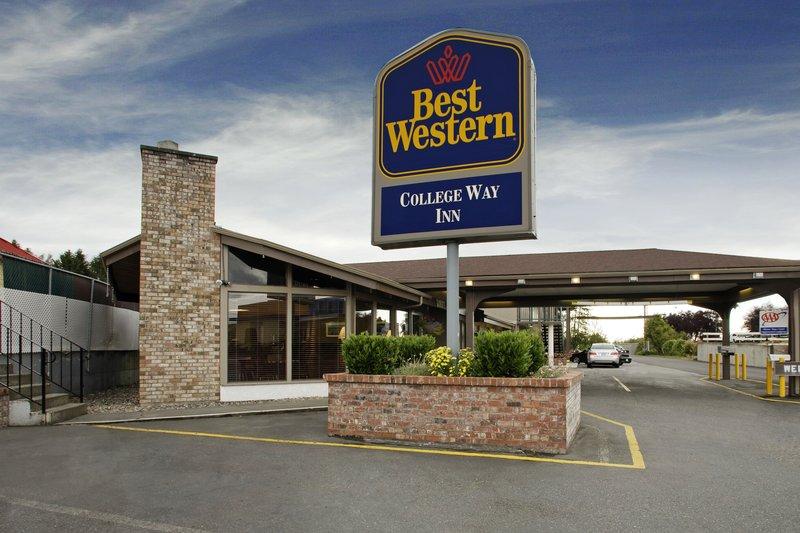 BEST WESTERN College Way Inn