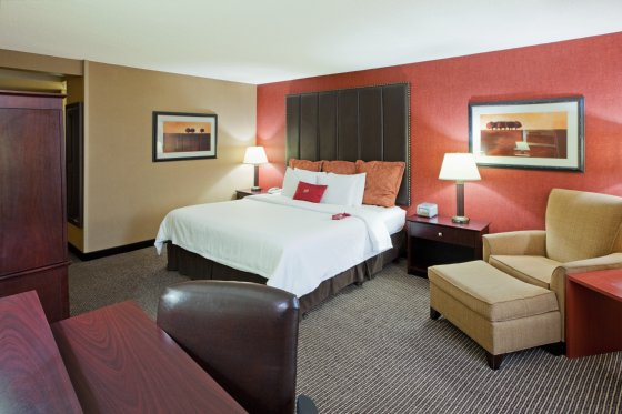 Crowne Plaza WASHINGTON DC-SILVER SPRING
