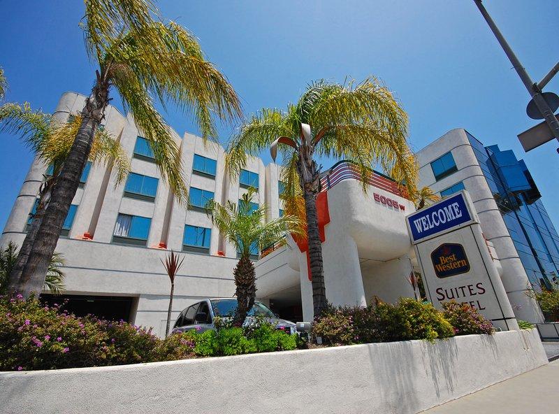 Best Western Plus Suites Hotel Los Angeles LAX Airport