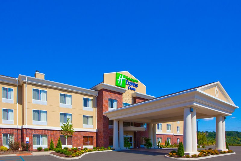Holiday Inn Express & Suites Parkersburg Mineral Wells