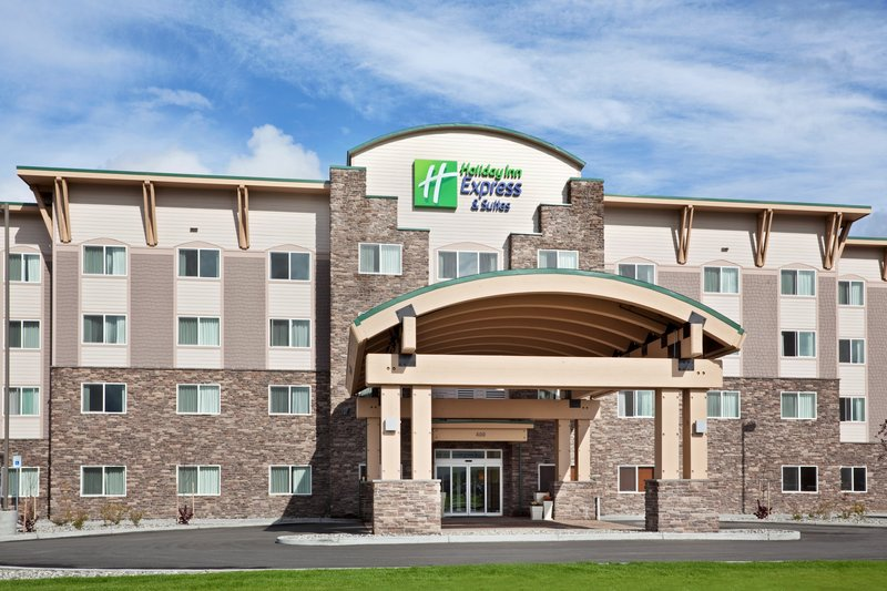 Holiday Inn Express & Suites FAIRBANKS