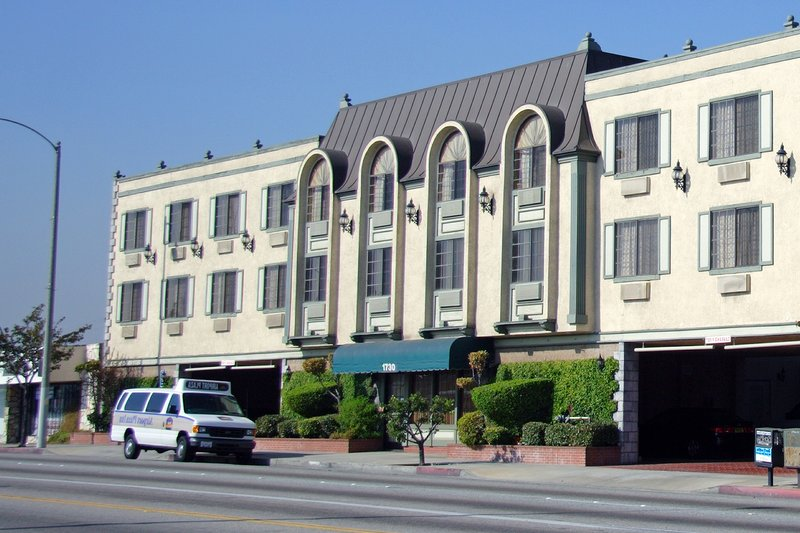 Best Western Airport Plaza Inn Los Angeles LAX Hotel