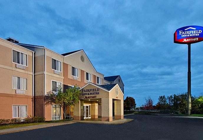 Fairfield Inn & Suites Memphis