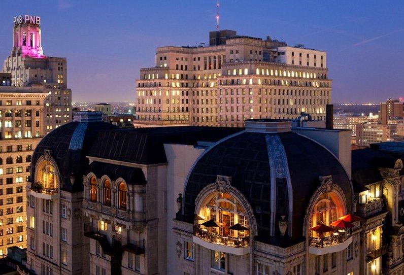 The Bellevue Hotel in The Unbound Collection by Hyatt