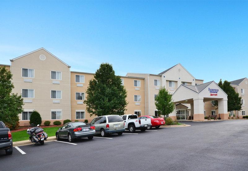 Fairfield Inn & Suites Jefferson City