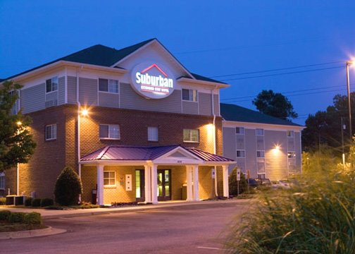 Suburban Extended Stay Hotel Hampton
