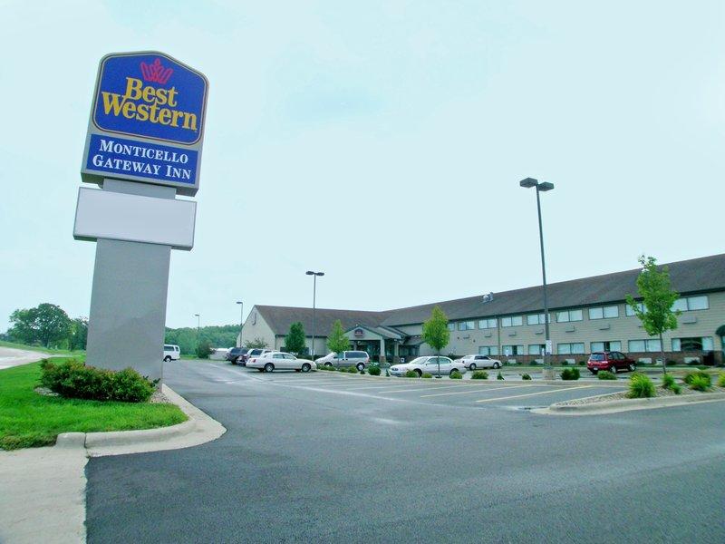 BEST WESTERN Monticello Gateway Inn