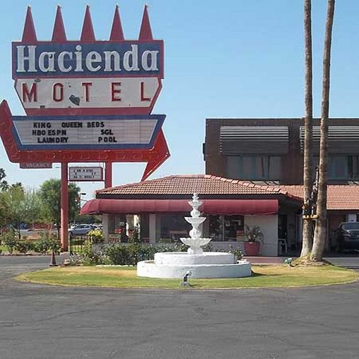 Hacienda Motel Yuma