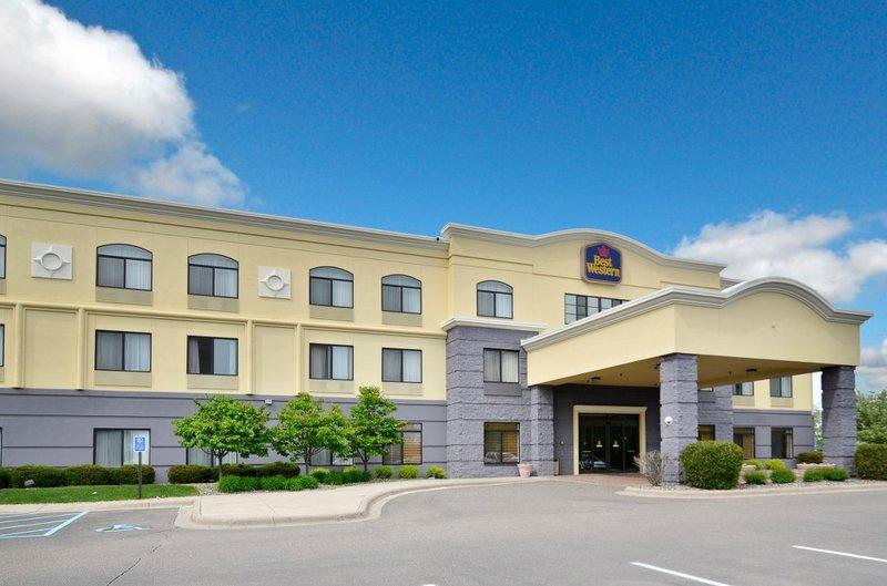 Best Western Regency Plaza Hotel St. Paul East