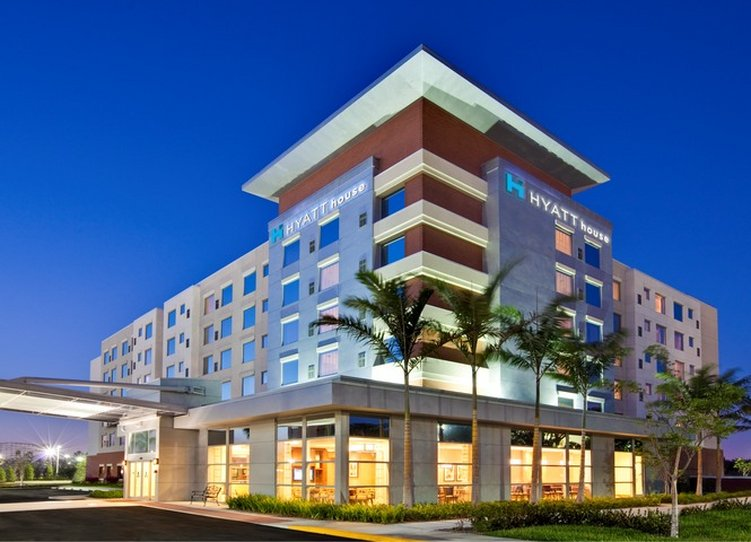 Hyatt House FLL Airport Cruise
