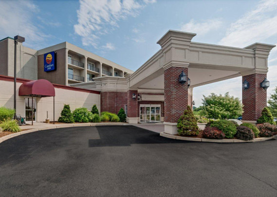 Comfort Inn Pawtucket