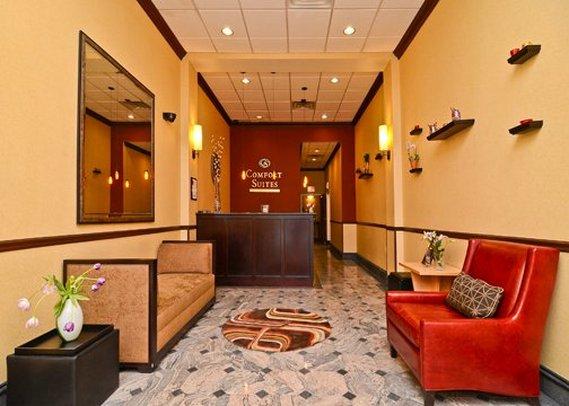 Comfort Suites Chicago