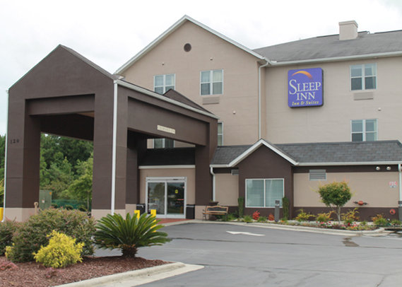 Sleep Inn & Suites Jacksonville