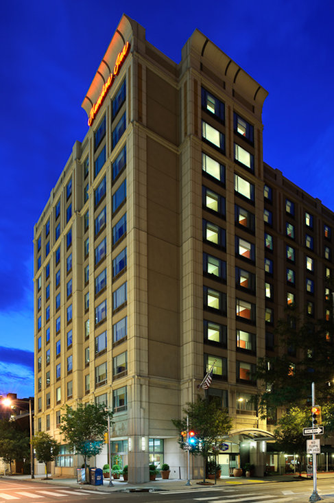 Hampton Inn Philadelphia Center City Convention Ctr
