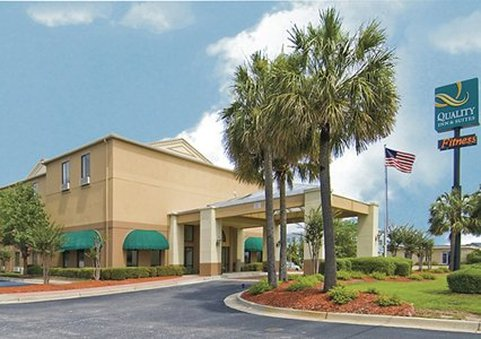 Quality Inn & Suites at Airport Blvd I 65