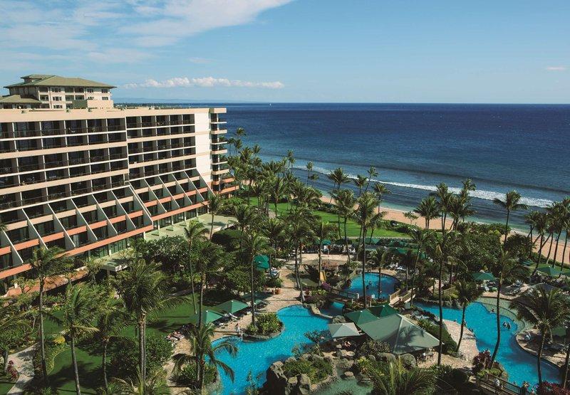 Marriotts Maui Ocean Club Lahaina & Napili Towers
