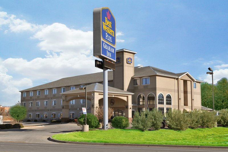 BEST WESTERN PLUS Graham Inn
