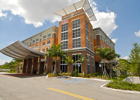 Cambria Hotel Ft. Lauderdale Airport South & Cruise Port