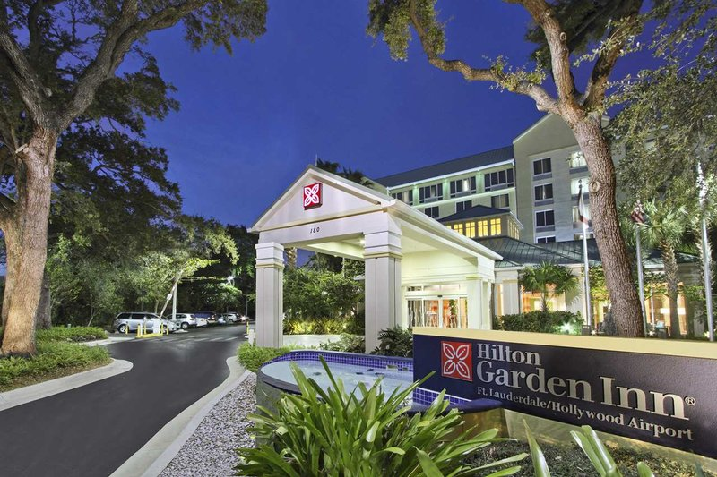 Hilton Garden Inn Fort Lauderdale Airport Cruise Port