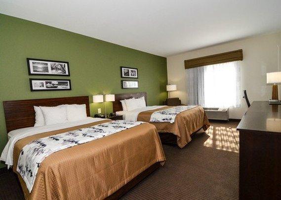 Sleep Inn & Suites Mount Olive
