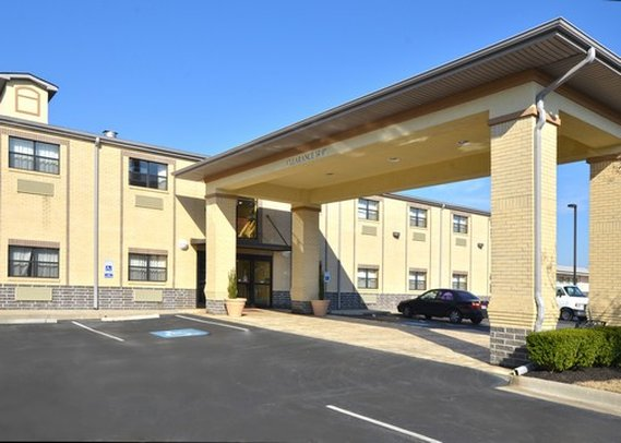 Econo Lodge Inn & Suites Little Rock