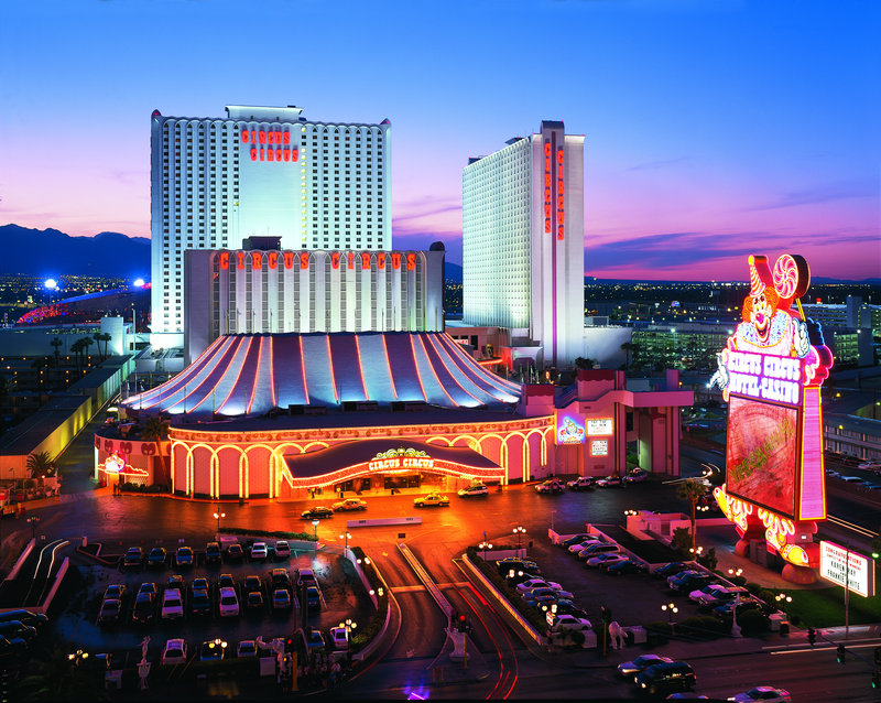 Circus Circus Las Vegas Hotel And Casino