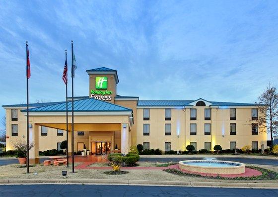 Holiday Inn Express SOUTHAVEN (MEMPHIS INTL ARPT)