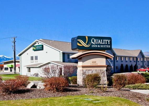 Quality Inn & Suites Missoula
