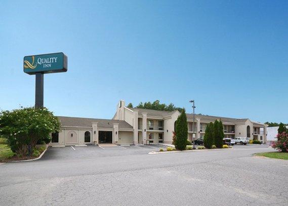 Quality Inn South Hill I 85