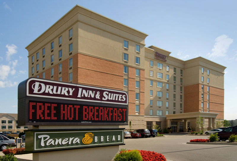 Drury Inn And Suites Dayton North