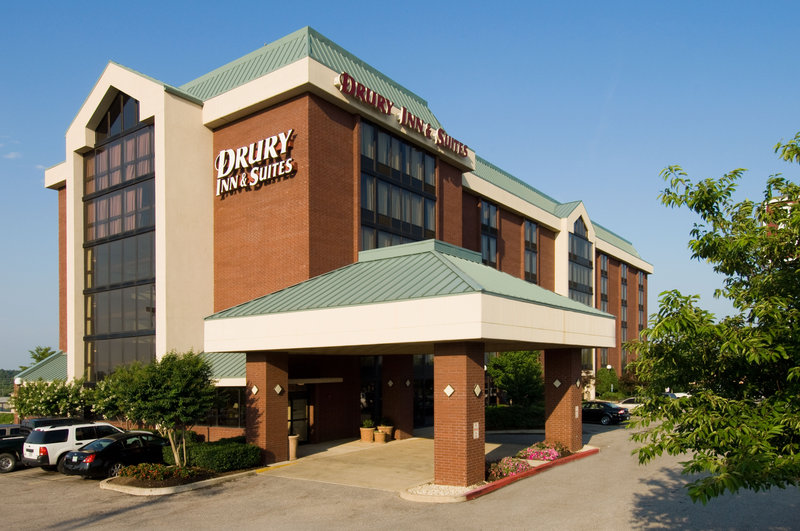 Drury Inn And Suites Memphis South