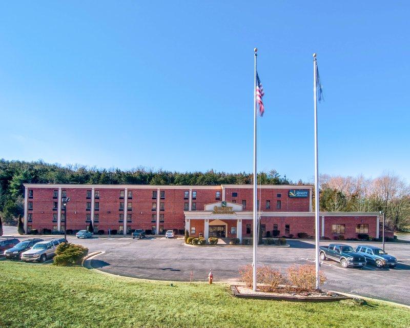 Quality Inn & Suites Lexington near I 64 & I 81