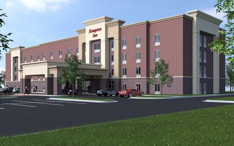 Hampton Inn Omaha Midtown Aksarben Area