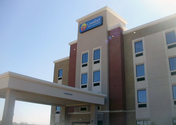 Comfort Inn & Suites Newcastle