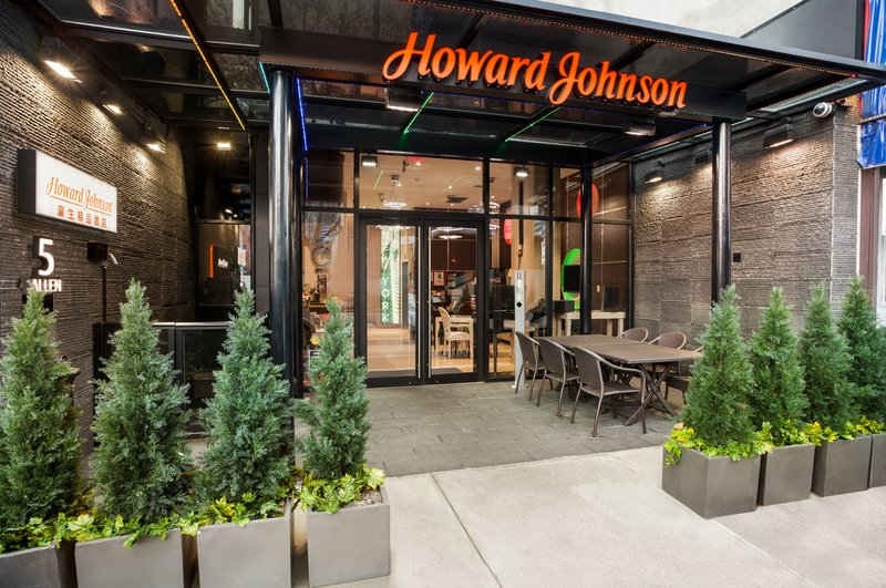 Howard Johnson Manhattan Soho