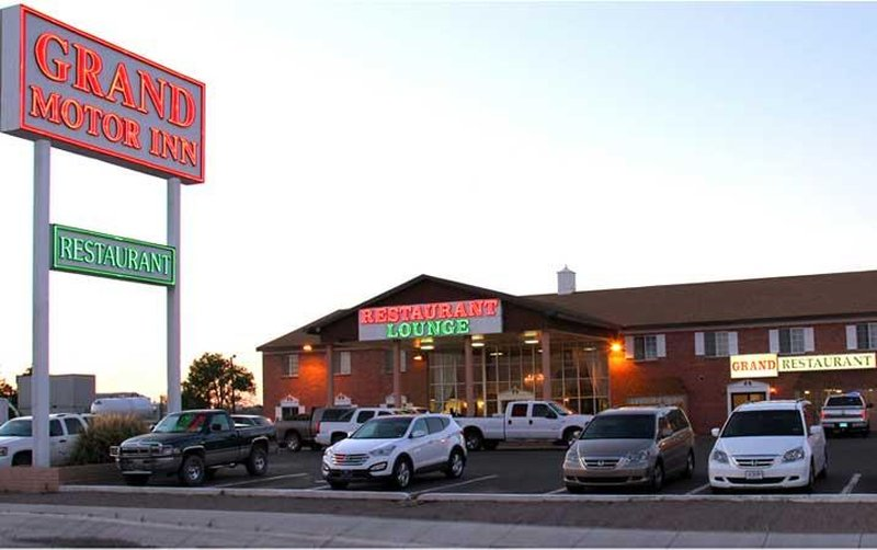 Grand Motor Inn Deming Restaurant
