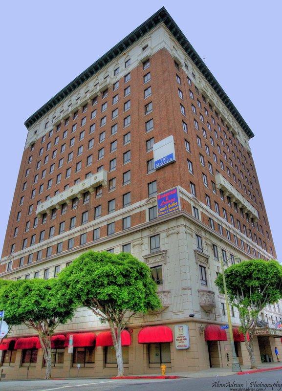 Historic Mayfair Hotel