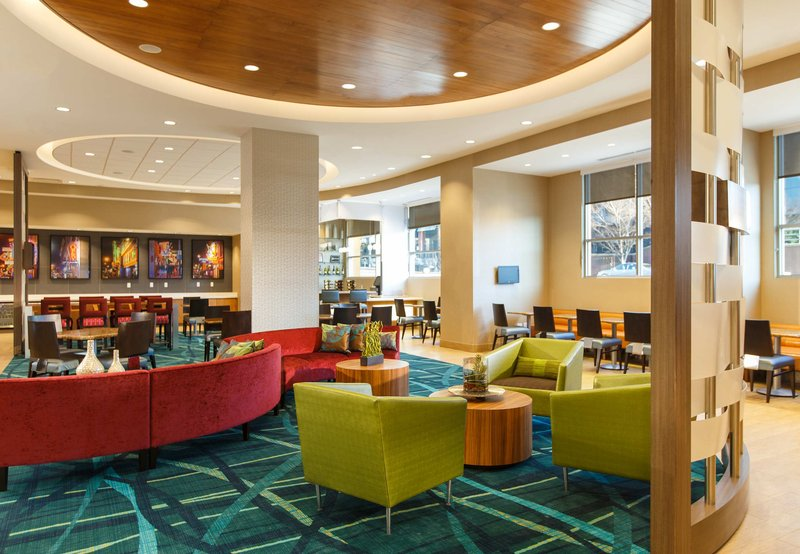 SpringHill Suites Nashville Vanderbilt/West End