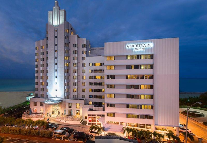 Hotels Near Mount Sinai Medical Center - Miami Beach, Florida