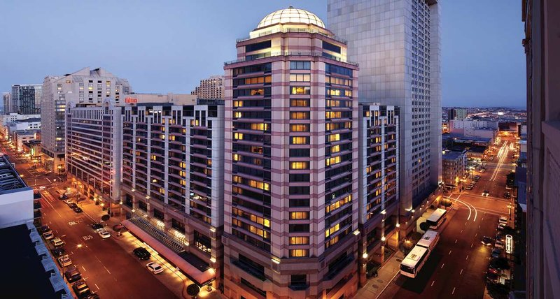 Parc 55 San Francisco a Hilton Hotel