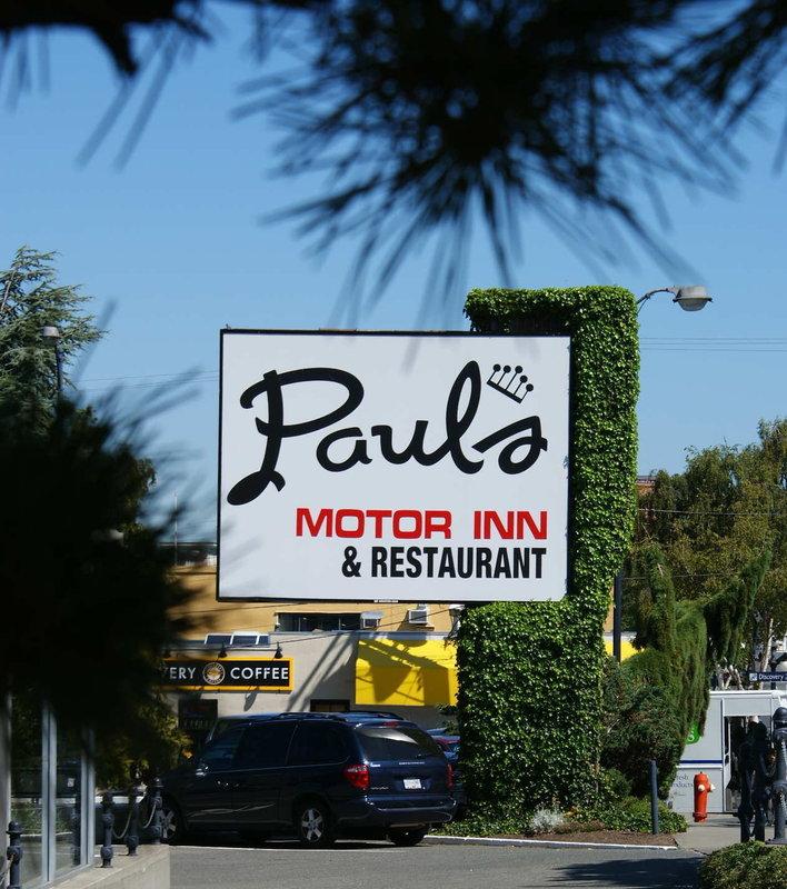 Pauls Motor Inn