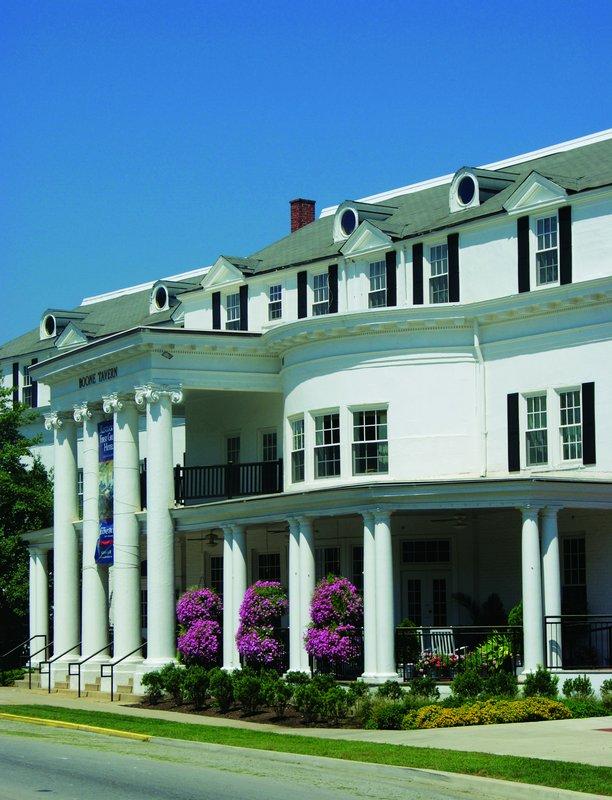 Boone Tavern Hotel Historic Hotels Of America